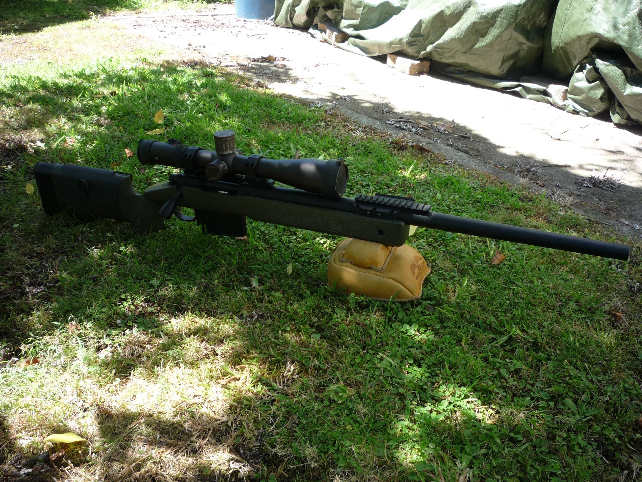 300 Win Mag USMC M40
