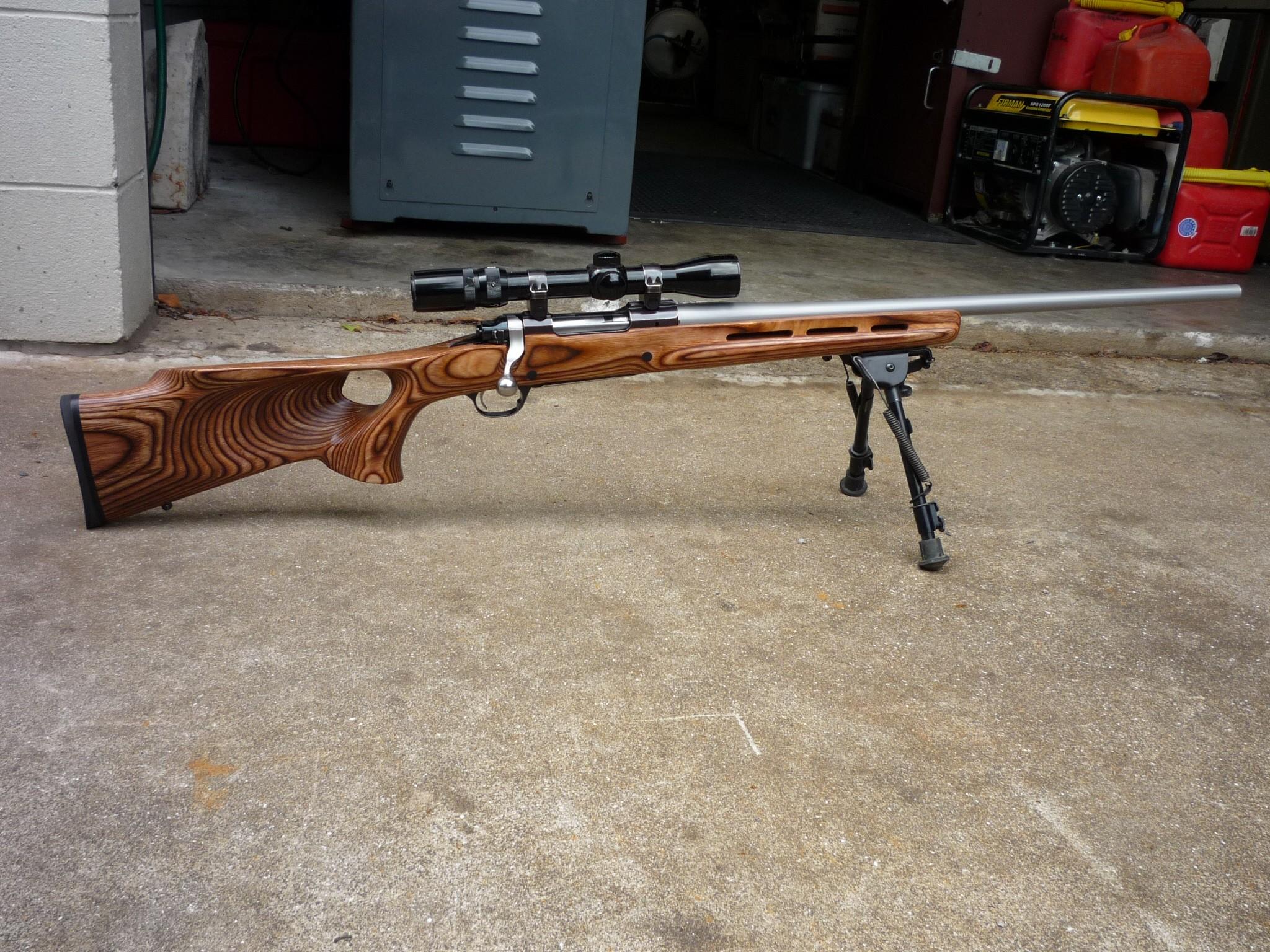 Ruger M77 Mk2 .223Rem