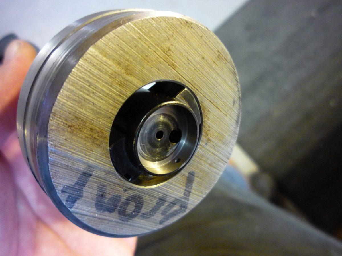 Rem 700 Sleeved bolt and bushed collar