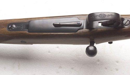 Express - custom rifle